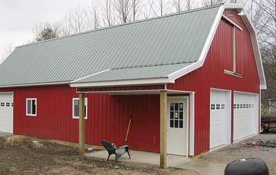 Pole Barns And Garages Chelsea Lumber Company Chelsea
