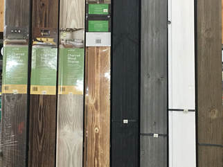 Picture of Shiplap and wood plank wall coverings