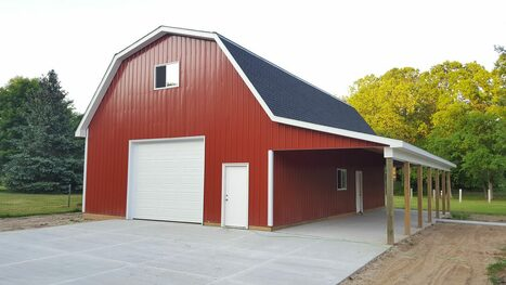 Pole Barn Amp Garage Design And Construction Ann Arbor Mi