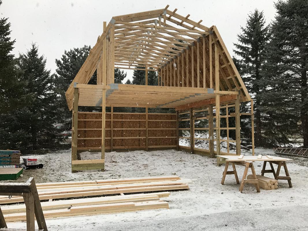 Pole Barn & Garage Design and Construction | Ann Arbor, MI