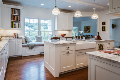 Woodharbor custom cabinetry, kitchen and bath cabinets